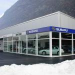 Garage Subaru